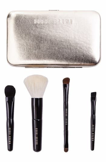 Main Image - Bobbi Brown Limited Edition 'Old Hollywood' Mini Brush Set ($93 Value)