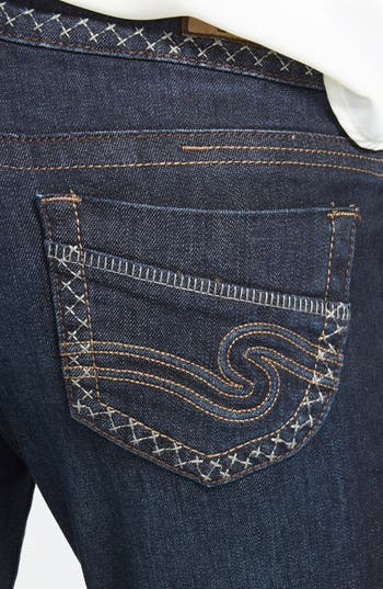 Alternate Image 3  - STS Blue 'Coranada' Embroidered Bootcut Jeans (Medium) (Juniors) (Online Only)
