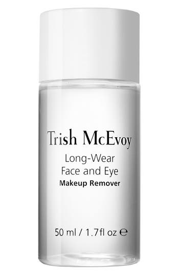 Main Image - Trish McEvoy Long-Wear Face & Eye Makeup Remover