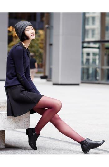 Main Image - Munro Boot, Halogen® Dress & DKNY Tights