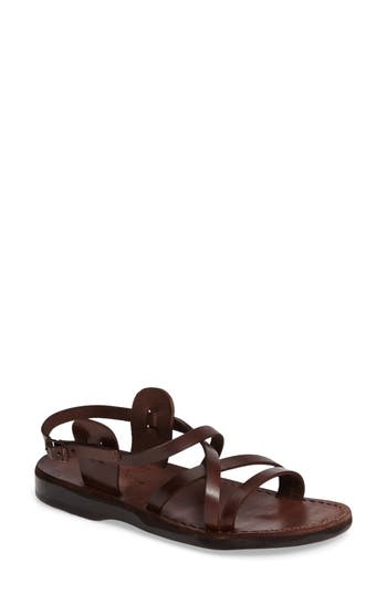 Jerusalem Sandals Tzippora Slingback Sandal (Women)