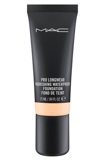 Pro Foundation Mixers By Nyx Professional Makeup: MAC Pro Longwear Nourishing Waterproof Foundation