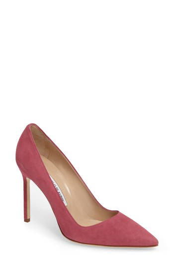 Manolo Blahnik 'BB' Pointy..