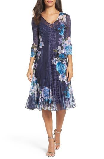 Komarov A-Line Dress (Regular & Petite)