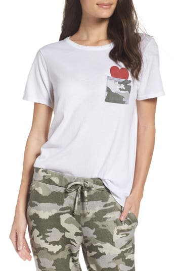 Chaser Pocket of Love Lounge Tee