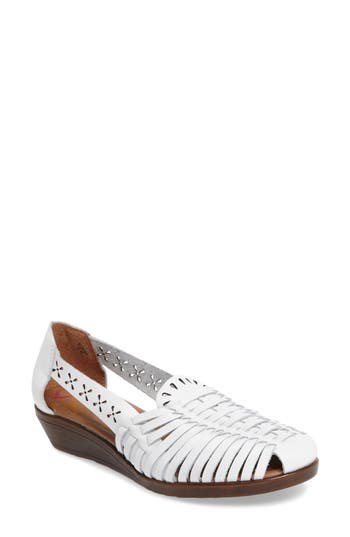 Comfortiva Fairfax Huarache Wedge (Women)