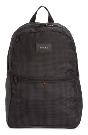 STATE Wyckoff Marshall Laptop Ripstop Backpack