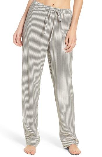 LACAUSA Stripe Pajama Pants