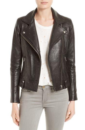 IRO Vamy Studded Leather M..