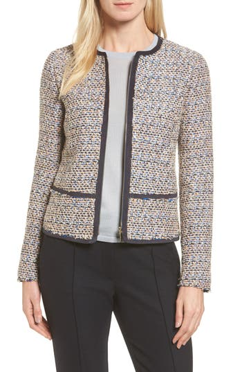 BOSS Koralie Tweed Jacket (Regular & Petite)