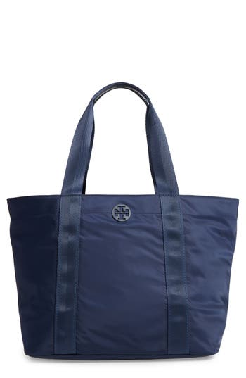 Tory Burch Large Quinn Nylon Tote