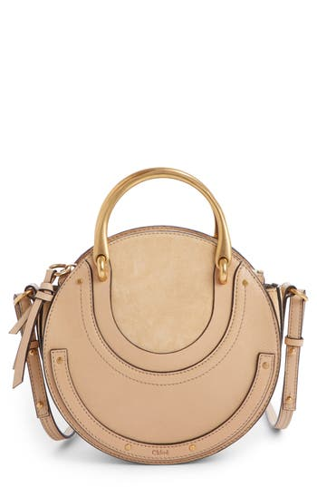 Chlo? Pixie Leather Crossbody Bag
