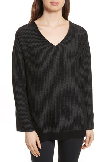 ATM Anthony Thomas Melillo Cotton Blend Sweater