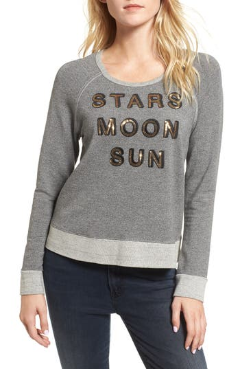 Sundry Stars Moon Sun Crop..