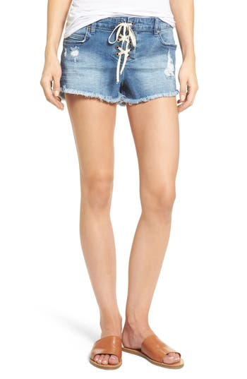 Billabong Lite Hearted Denim Shorts