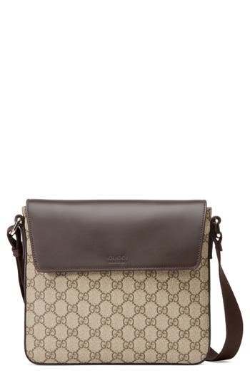 Gucci Small Eden Canvas Me..