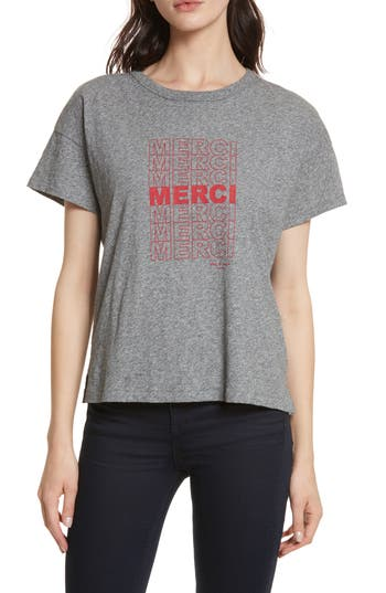 rag & bone/JEAN Merci Graphic Tee