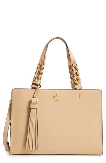 Tory Burch Austin Leather Satchel