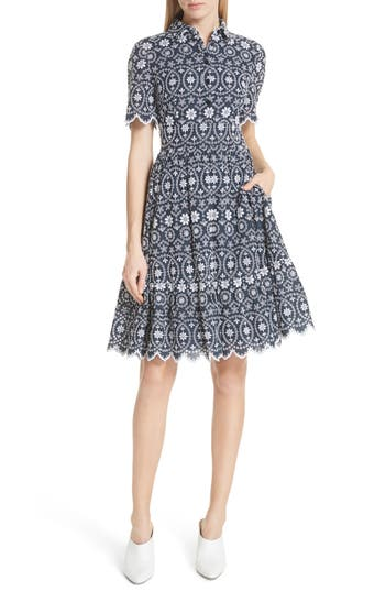 Eyelet Shirtdress by Kate Spade New York
