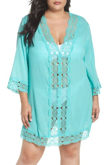 Island Fare Cover Up Tunic by La Blanca
