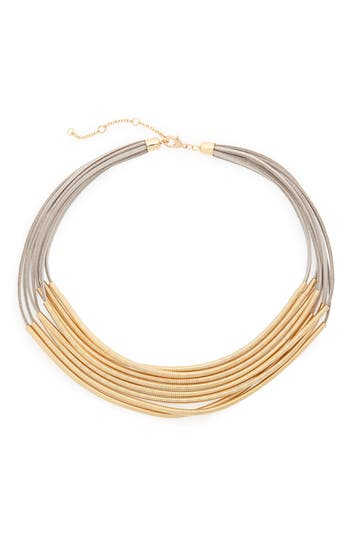 Coil Collar Necklace by Bp.