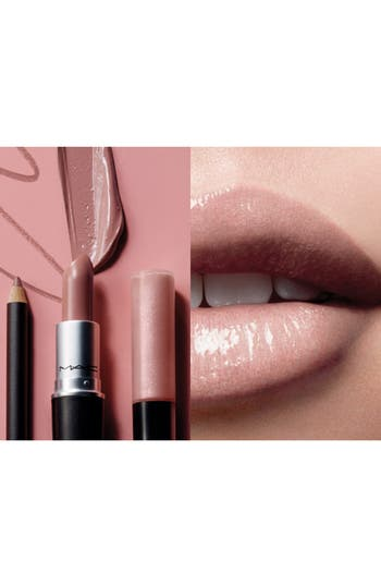 Alternate Image 3  - M·A·C 'Look in a Box - Pretty Natural' Lip Kit ($47 Value)