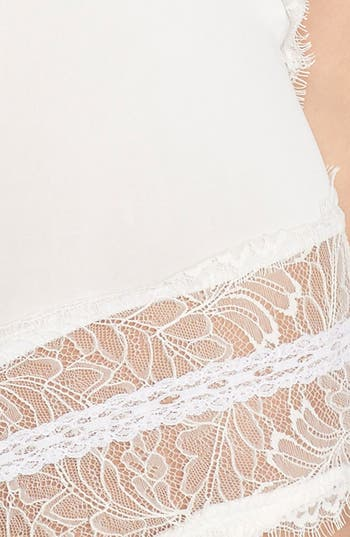 Alternate Image 3  - For Love & Lemons 'Isabelle' Lace Bodysuit