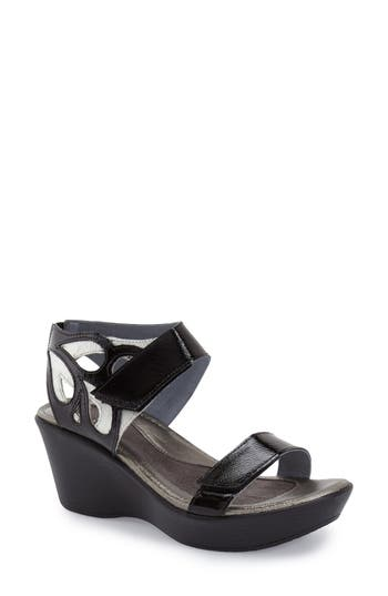 Naot 'Intrigue' Platform Wedge (Women)
