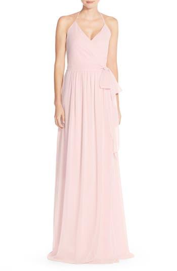 677d13c33a Elisabeth Mauve Pleated Tulle Formal Dress   2019 trends   xoosha