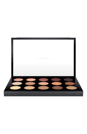 Alternate Image 2  - MAC Warm Neutral Times 15 Eyeshadow Palette ($101 Value)