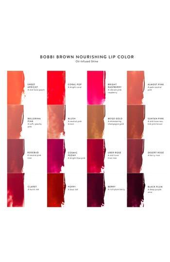 Alternate Image 4  - Bobbi Brown Nourishing Lip Color