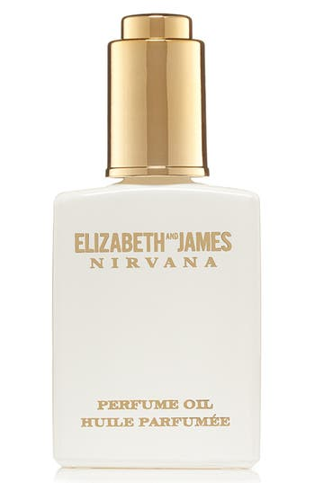 Elizabeth and James 'Nirvana White' Perfume Oil,                             Main thumbnail 1, color,                             No Color