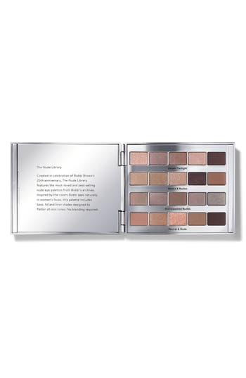 Alternate Image 2  - Bobbi Brown 'The Nude Library' 25th Anniversary Eyeshadow Palette (Limited Edition) ($286 Value)