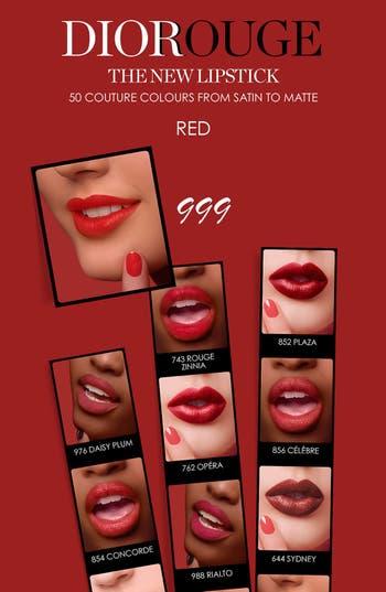 Alternate Image 3  - Dior Couture Color Rouge Dior Lipstick