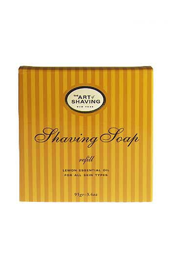 Main Image - The Art of Shaving® Lemon Shaving Soap Refill