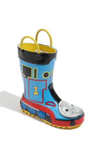 Western Chief Thomas The Tank Engine 174 Rain Boot Walker
