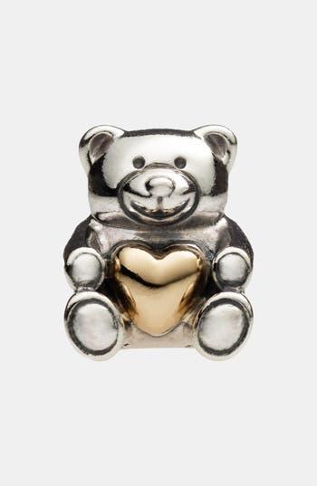 Pandora Moments Bear Of My Heart Charm Limited