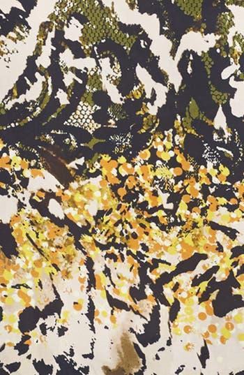 Alternate Image 3  - Vince Camuto Split Back Print Blouse