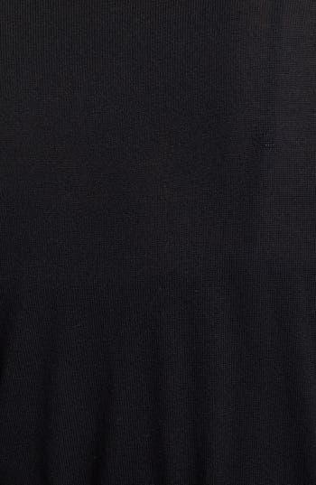 Alternate Image 3  - Classiques Entier® 'Bella Lana' Lace Front Merino Cardigan