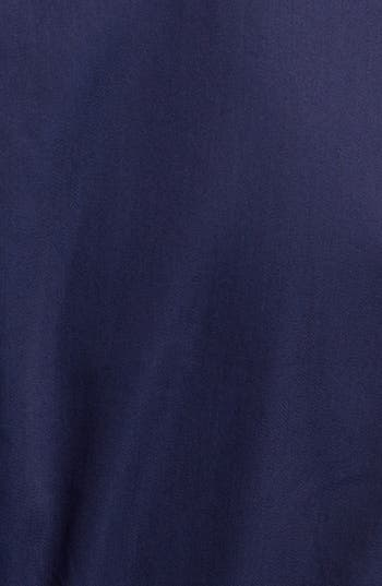 Alternate Image 3  - Laundry by Shelli Segal Sleeveless Laser Cut Shirtdress