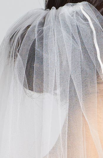Alternate Image 2  - Wedding Belles New York 'Mable' Veil (Nordstrom Exclusive)
