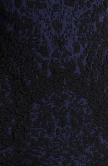 Alternate Image 4  - Leith 'Flounce' Drop Waist Dress