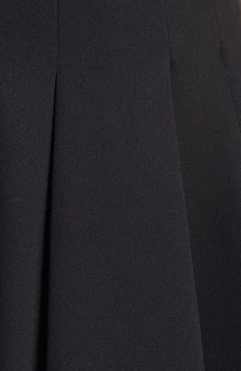 Alternate Image 3  - T by Alexander Wang Bonded Jersey & Neoprene Skirt