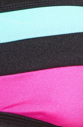 Alternate Image 5  - The Bikini Lab 'Party Blocking' Bikini Top