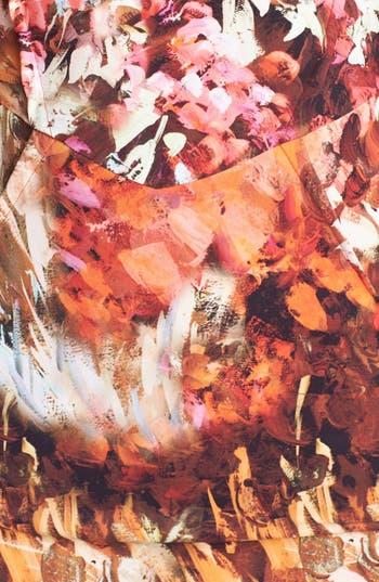 Alternate Image 3  - La Petite Robe by Chiara Boni Print Jersey Sheath Dress