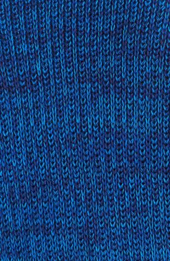 Alternate Image 3  - BP. Side Slit Marled V-Neck Sweater (Juniors)