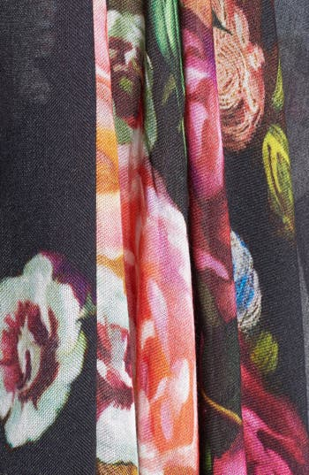 Alternate Image 3  - Ted Baker London Floral Print Scarf