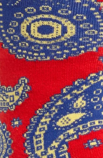 Alternate Image 2  - Happy Socks Paisley Socks