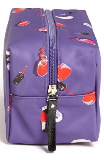 Alternate Image 3  - kate spade new york 'polish up - davie large' cosmetics bag