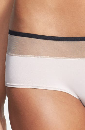 Alternate Image 5  - Only Hearts 'LouLou' Hipster Briefs